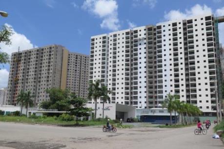 Tồn kho bất động sản giảm chậm