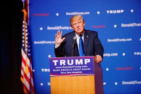 Tỷ phú Donald Trump đưa vấn đề năng lượng vào cuộc đua đến Nhà Trắng