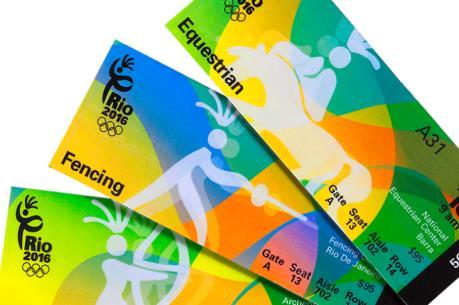 500.000 vé được phát miễn phí tại Thế vận hội 2016