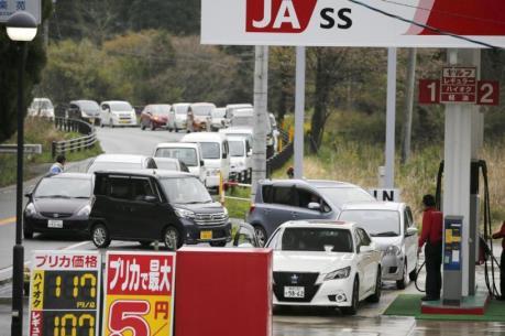 IMF: Nhật Bản cần hành động để đạt mục tiêu tăng trưởng