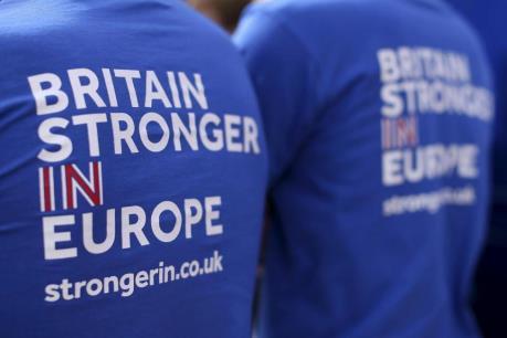 Tỷ lệ ủng hộ Anh ở lại EU thu hẹp trong cuộc thăm dò mới nhất