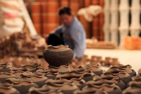 Làng gốm Kim Lan: Bài 1 - Tìm về mảnh đất văn hóa bị quên lãng