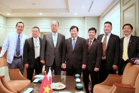 Phó Thủ tướng Trịnh Đình Dũng: Tiềm năng hợp tác Việt-Nhật vẫn còn rất lớn