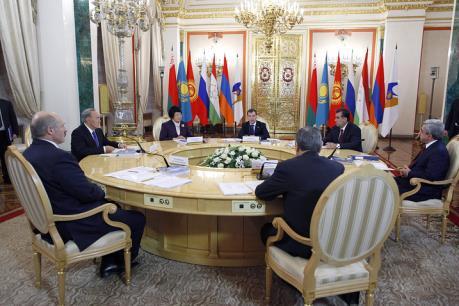 EAEU đàm phán về thỏa thuận thương mại tự do với Trung Quốc