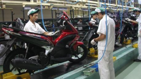 Doanh số bán hàng của Honda Việt Nam tăng 120.000 xe