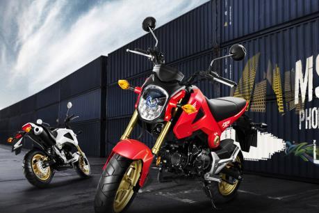 Honda Việt Nam tổ chức khuyến mãi lớn cho xe máy