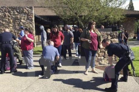 Thêm một vụ xả súng tại trường đại học Mỹ