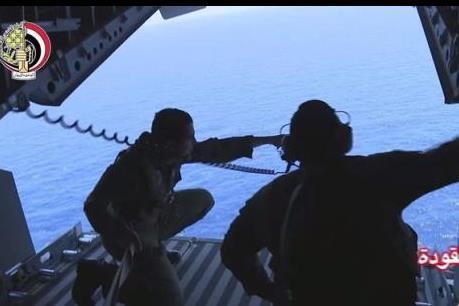 Máy bay Ai Cập mất tích: Phát hiện tín hiệu của hộp đen