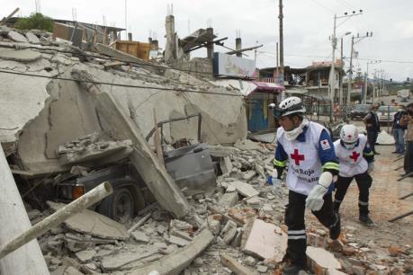 Ecuador cần hơn 3 tỷ USD để tái thiết sau động đất
