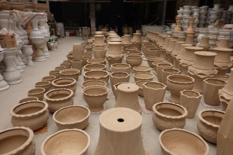 Làng gốm Kim Lan: Bài 2 - Quyết gây dựng lại thương hiệu