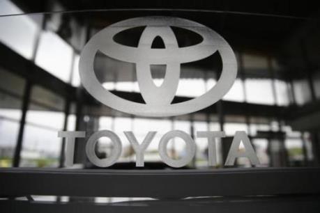 """Toyota tại Mexico """"dính"""" án phạt môi trường"""