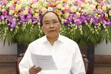 Thủ tướng Chính phủ Nguyễn Xuân Phúc: Không chủ quan trong kiềm chế lạm phát