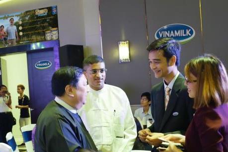 VINAMILK mở rộng hoạt động ở ASEAN