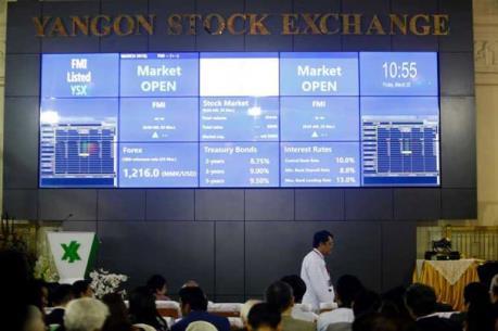 Myanmar cho phép nhà đầu tư nước ngoài tham gia Sàn chứng khoán Yangon