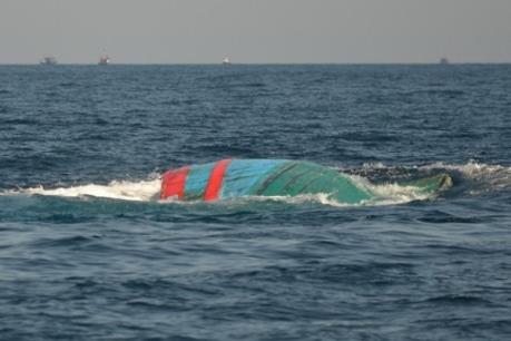 Vụ chìm tàu cá ĐNa 90604: Tìm thấy thi thể một nạn nhân