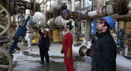 """Iran có kế hoạch thu hút 185 tỷ USD vốn """"ngoại"""" vào ngành dầu khí"""