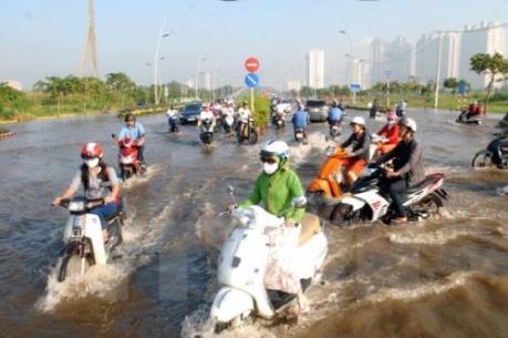 TP Hồ Chí Minh ký hợp đồng BT dự án chống ngập gần 10 nghìn tỷ đồng
