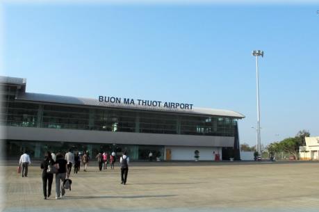 Vietnam Airlines, Jetstar tạm ngừng khai thác các chuyến bay đến/đi từ Buôn Ma Thuột
