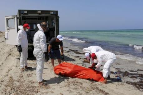Khủng hoảng di cư: Phát hiện 85 thi thể ở ngoài khơi Libya