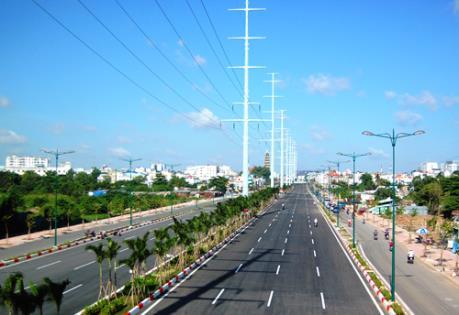 Tp. Hồ Chí Minh cấm lưu thông xe trên đại lộ đẹp nhất nội đô
