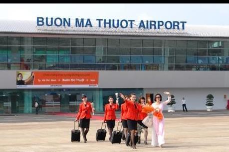 Sân bay Buôn Ma Thuột đã hoạt động trở lại sau sự cố bất thường