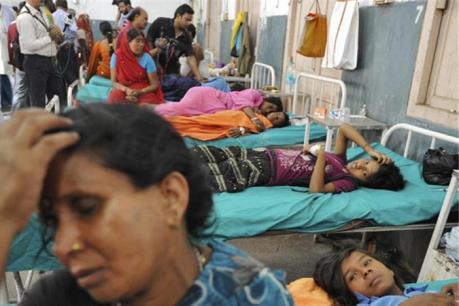 Gần 300 người bị ngộ độc thực phẩm tại Ấn Độ