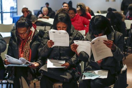 Mỹ: Các dấu hiệu trái chiều trên thị trường việc làm