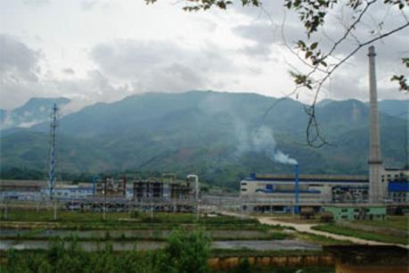 Môi trường Khu công nghiệp Tằng Loỏng bị ô nhiễm nặng