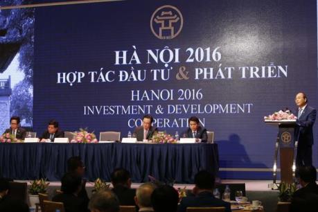 Thủ tướng Nguyễn Xuân Phúc: Hà Nội cần gỡ bỏ rào cản đối với sự phát triển