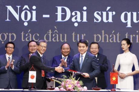 70 nhà đầu tư đăng ký rót 300.000 tỷ đồng vào các dự án của Hà Nội