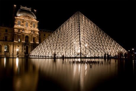 Bảo tàng Louvre bị đe dọa do lũ lụt ngày càng dâng cao