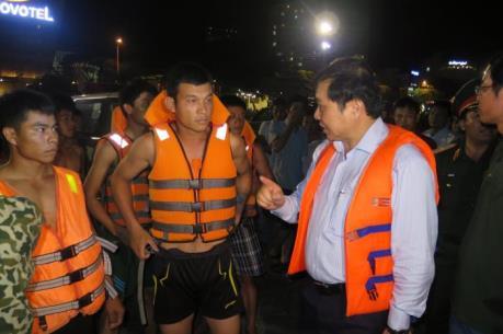 Thủ tướng chỉ đạo khắc phục vụ chìm tàu du lịch trên sông Hàn