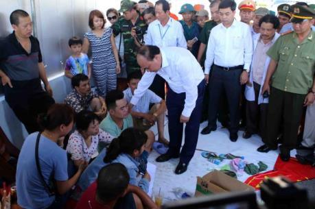 Chìm tàu trên sông Hàn: Thủ tướng chỉ đạo khẩn trương điều tra, khởi tố vụ án