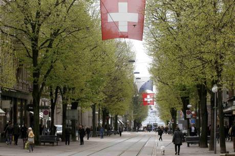 Người dân Thụy Sĩ phản đối việc chu cấp tiền hàng tháng