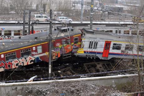 Tai nạn đường sắt tại Bỉ, hơn 40 người thương vong