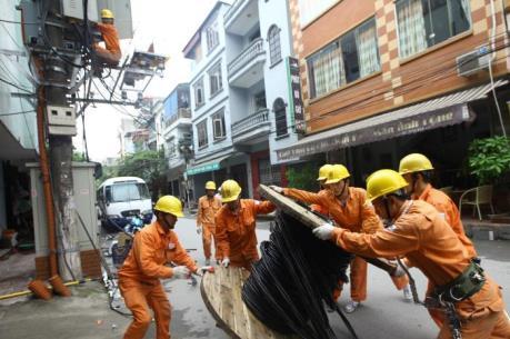 Lịch cắt điện Hà Nội, TP. Hồ Chí Minh ngày 20/6