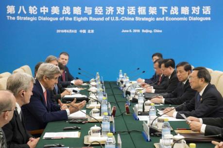 Mỹ hối thúc Trung Quốc giảm rào cản đối với doanh nghiệp nước ngoài
