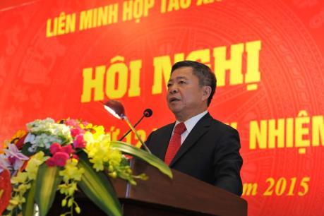 Liên minh HTX Việt Nam: Không có chủ trương đưa 1.000 kỹ sư trẻ làm giám đốc HTX