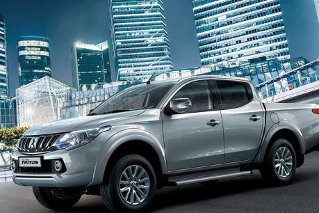 Mitsubishi Motors Việt Nam đồng loạt giảm giá 6 mẫu xe