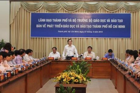 Tp. Hồ Chí Minh: Kiên quyết chấm dứt tình trạng dạy thêm, học thêm