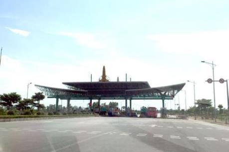 Trạm thu phí Mỹ Lộc - Nam Định quay về mức phí cũ từ ngày 8/6