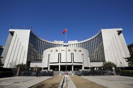 """Trung Quốc """"bơm"""" thêm tiền vào hệ thống tài chính"""