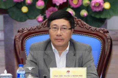 PTT Phạm Bình Minh: Đảm bảo an toàn tuyệt đối cho công dân Việt Nam tại Thổ Nhĩ Kỳ