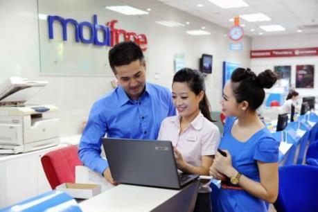 """MobiFone khai trương """"Cửa hàng bán lẻ MobiFone Xã Đàn"""""""