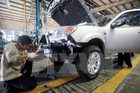 Doanh số bán ra của Ford Việt Nam tăng 33%