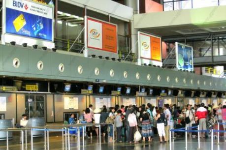 Sân bay Nội Bài bất ngờ gặp sự cố mất điện