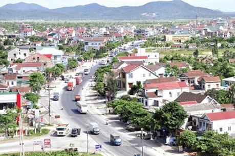 Thị xã Kỳ Anh sẽ là trung tâm kinh tế tổng hợp phía Nam của Hà Tĩnh