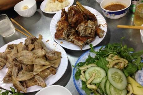 Thịt vịt là món ăn được ưa chuộng nhất trong Tết Đoan Ngọ xứ Huế
