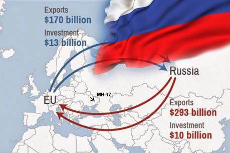 Thượng viện Pháp kêu gọi nới lỏng các biện pháp trừng phạt Nga