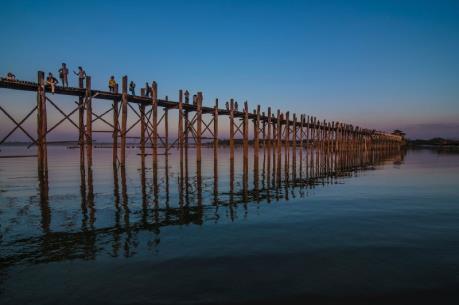Myanmar bỏ dự án đê chắn sóng tại Yangon do tác động tiêu cực tới môi trường